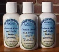 No Nonsense Unscented Lotion 4 oz.