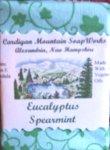 Eucalyptus Spearmint 3.5oz Bar Soap