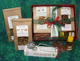 Loose Leaf Tea Gift Box