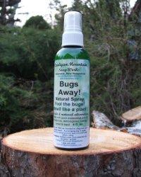 Bugs Away Spray 4 oz.
