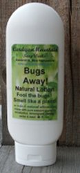 Bugs Away 6 oz. Lotion in a Squeeze Bottle