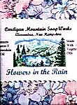 Flowers in the Rain 3.5 oz. Bar AVAILABLE SPRING 2018