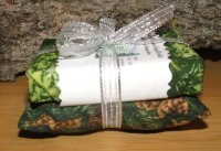 Balsam Sachet & Evergreen Soap Gift