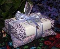 Lavender Soap and Sachet Gift
