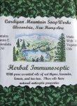 Herbal Immunoseptic 3.5 oz.