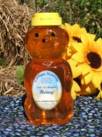 Wildflower Honey Bear 12 oz.