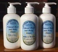 Cucumber Mint 8 oz Lotion
