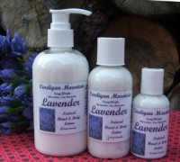 Lavender 4 oz. Lotion