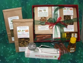Loose Leaf Tea Gift Box