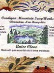 Cardigan Mountain Apple 3.5oz Bar Soap NEW!