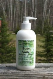 Bugs Away 8 oz. Lotion with Pump Cap  CURRENTLY UNAVAILABLE: AVAILABLE AGAIN JULY 20th, 2020