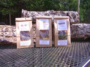 Herbal Orange Spice Bulk Tea 3 oz.
