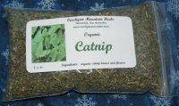 Organic  Catnip 1 oz.