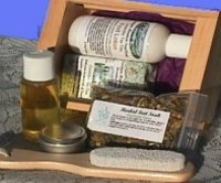 Deluxe Foot Care Gift Crate