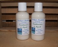 Frankincense & Myrrh 4 oz Lotion