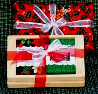 Christmas Two Bar Gift Box
