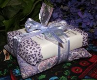 Lavender Soap and Sachet Gift