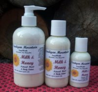 Milk & Honey 2 oz. Lotion