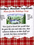 Home for the Holidays 3.5oz Bible Verse Soap