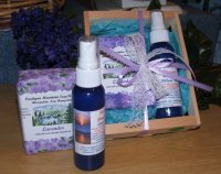 Lavender Soap and Sweet Dreams 2 oz.  Mist Gift Box