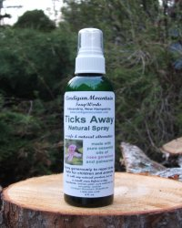 Ticks Away for Dogs, 8 oz Trigger Sprayer