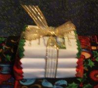 Tiny 3 Bar Christmas Sampler