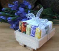 Tiny Bar Gift Box, 5 bars