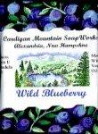 Wild Blueberry 3.5 oz.