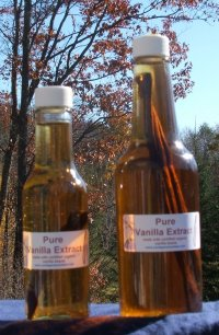 Vanilla Extract 5 oz. Glass Jar